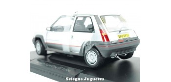 Renault Supercinq GT Turbo 1985 1/18 Norev Coches a escala 1/18