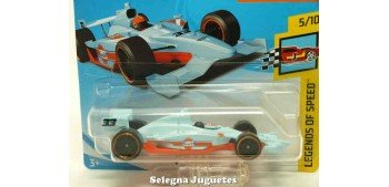 Indy 500 Oval 1/64 Hot Wheels Coches a escala 1/64