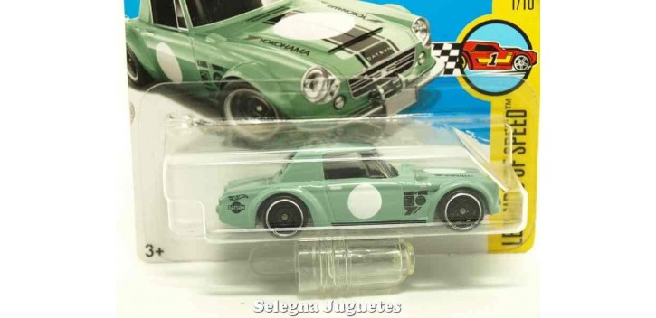 coche miniatura Fairlady 2000 1/64 Hot Wheels