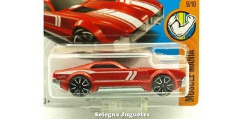 CCM Country Club Muscle 1/64 Hot Wheels Coches a escala 1/64
