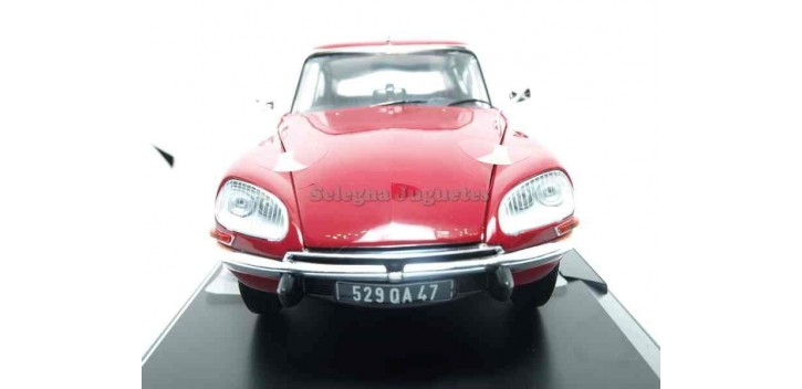 coche miniatura Citroen DS 23 Pallas 1973 1/18 Norev