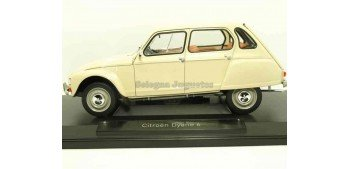 Citroen Dyane 6 1970 Norev 1:18 Cars scale
