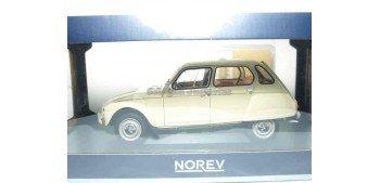 Citroen Dyane 6 1970 1/18 Norev Norev