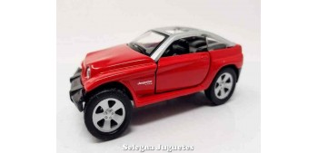Jeep Jeepster escala 1/39 Maisto Todoterreno