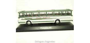 lead figure Fleischer S5 Bus 1:72