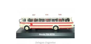 Skoda 706 RTO autobus 1/72 Autobus miniatura