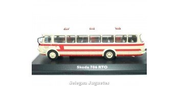 Skoda 706 RTO Bus 1:72 Atlas
