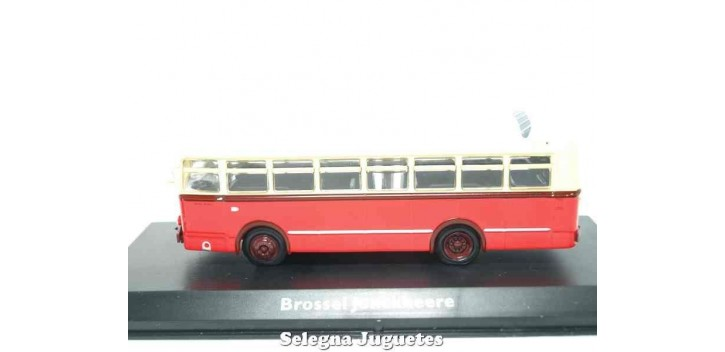 Brosell Jonckheere autobus 1/72 Autobus miniatura