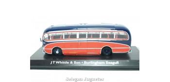 lead figure JT Whittle & son Bus 1:72