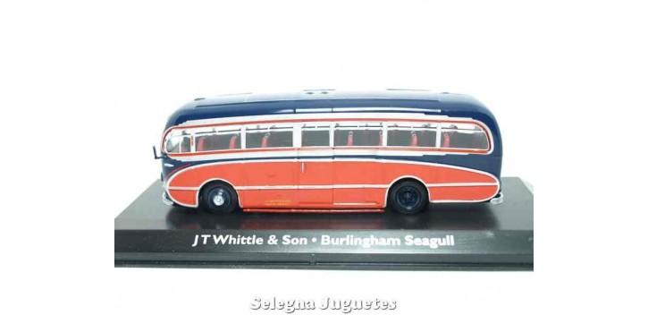 JT Whittle & son autobus 1/72