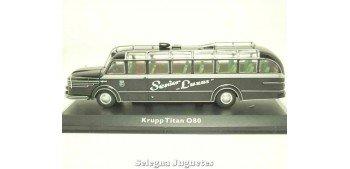 Krupp Titan O80 autobus 1/72 Autobus miniatura