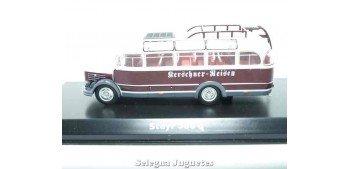 Steyr 380 Q autobus 1/72 Autobus miniatura