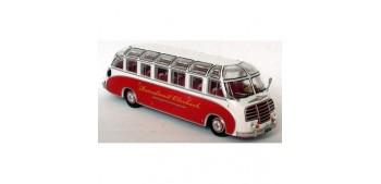 Kässbohrer Setra S8 autobus 1/72 Autobus miniatura