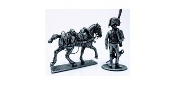 Cabo a caballo Gran Armada de Napoleon 1/32