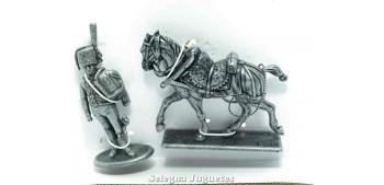 Horseback Gran Armée de Napoleón 1/32 Scale 54mm