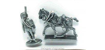 Horseback Gran Armée de Napoleón 1/32
