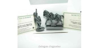 soldado plomo Cabo a caballo Gran Armada de Napoleon 1/32