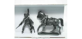 Cheval de la Garde Imperiale Gran Armée de Napoleón 1/32