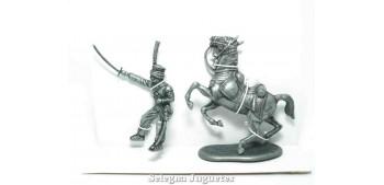 soldado plomo Caballo de Mameluco Gran Armada de Napoleon 1/32