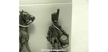 Tambor y caballo Gran Armada de Napoleon 1/32