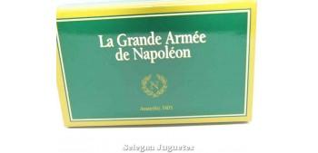 soldado plomo Forja para el campo Gran Armada de Napoleon 1/32