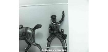 Caballo Mariscal Blucher Gran Armada de Napoleon 1/32 Escala 54 mm
