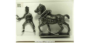 Draft horse Gran Armée de Napoleón 1/32