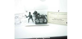 soldado plomo Caballo de tiro Gran Armada de Napoleon 1/32