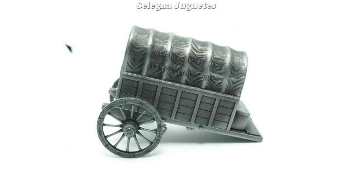 soldado plomo Carro de Napoleon Gran Armada de Napoleon 1/32