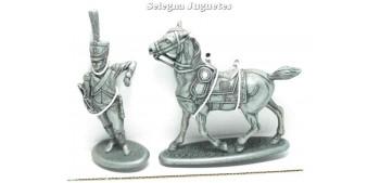 Cheval officier de àrtillerie Gran Armée de Napoleón 1/32