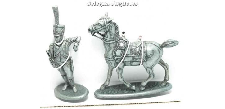 Caballo de oficial de artillería Gran Armada de Napoleon 1/32