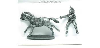 Dragon and horse Gran Armée de Napoleón 1/32 Atlas