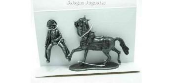 soldado plomo A caballo Gran Armada de Napoleon 1/32
