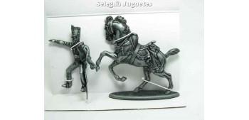 Cheval du hussard Gran Armée de Napoleón 1/32 Atlas