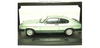 Ford Capri MK. III 2.8 Injection 1982 Norev 1:18 Cars scale