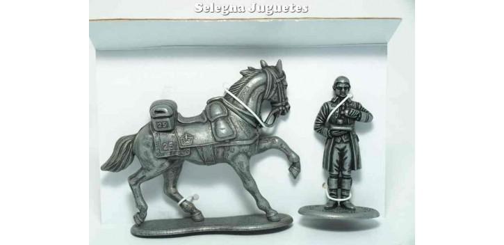 soldado plomo Caballo nº 25 Gran Armada de Napoleon 1/32