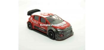 coche miniatura Citroen C3 WRC 1/64 Norev