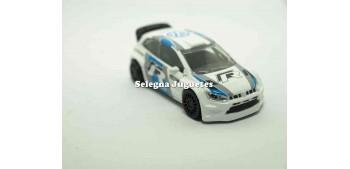 coche miniatura Volkswagen Polo WRC R 1/64 Norev