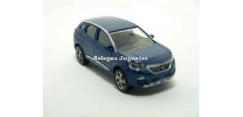 miniature car Peugeot 3008 1:64 Norev