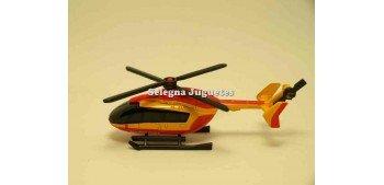 Helicóptero 1/64 Norev Por escalas