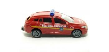 coche miniatura Renault Megane 2009 Servicio Médico 1/64 Norev