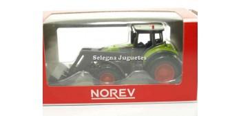 coche miniatura Claas Axion 850 1/64 Norev