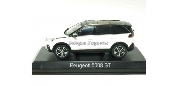 coche miniatura Peugeot 5008 GT 2016 1/43 Norev
