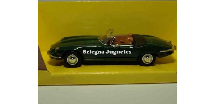 maquetas de coches Jaguar E-Type 1971 escala 1/43 Lucky die cast