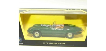 maquetas de coches Jaguar E-Type 1971 escala 1/43 Lucky die cast