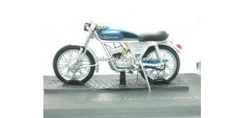 miniature motorcycle Gitane testi champion super5 1:18 Norev