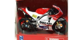 moto miniatura Ducati Desmosedici Andrea Iannone 1/12 New ray