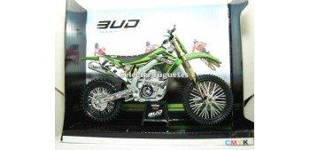 Kawasaki KX 450 Rutledge - Boog - Desprey 1:12 New Ray Motorcycles miniatures
