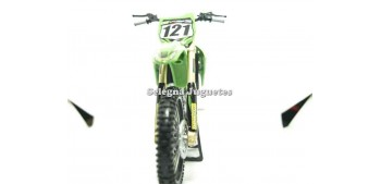 Kawasaki KX 450 Rutledge - Boog - Desprey 1:12 New Ray