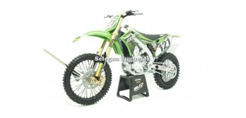 Kawasaki KX 450 Rutledge - Boog - Desprey - Dercourt 1/12 New